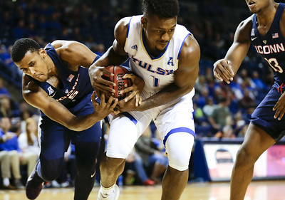 UConn Tulsa Basketball