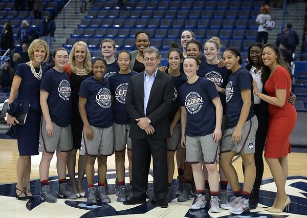 USF UConn Basketball