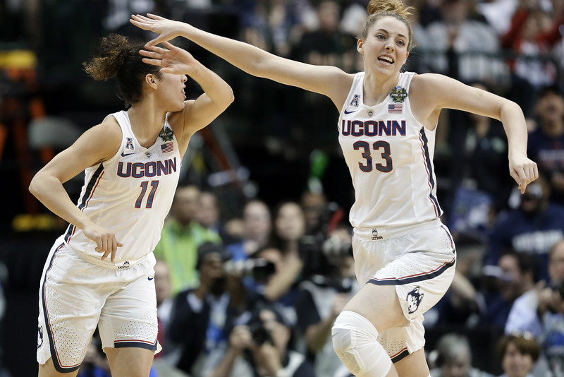 NCAA Mississippi St UConn Womens Final Four Basketball