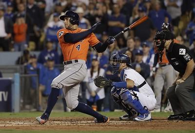 World Series Astros Dodgers Baseball