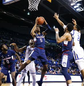 UConn Tulsa Basketball