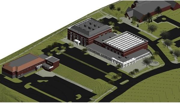 THR Renovation rendering
