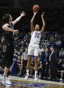 NCAA Saint Francis UConn Basketball