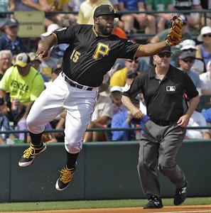 Rays Pirates Baseball