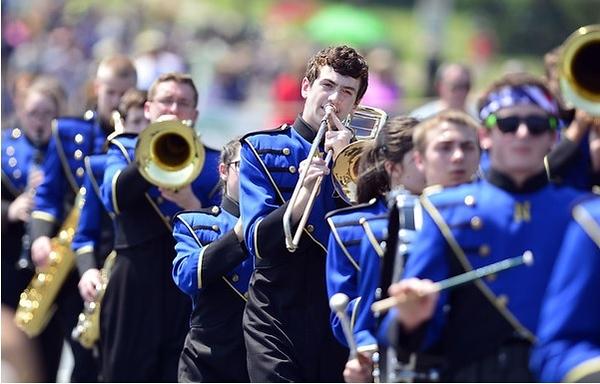 MemorialDay-NTC NHS Band