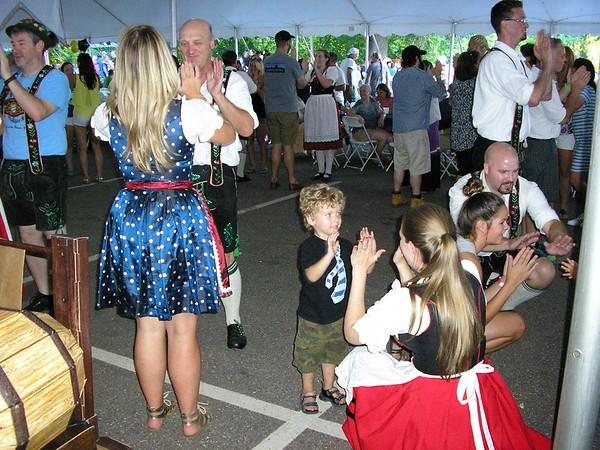 Bierfest- Dancing