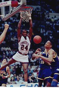 Connecticut UCLA Basketball