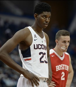 Boston University UConn Basketball