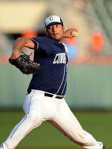 NCAA Connecticut Clemson Baseball