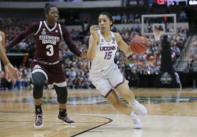 Final Four Mississippi St UConn Womens Basketball
