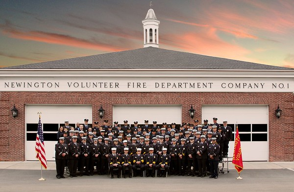 100th NVFD Dept. Pic
