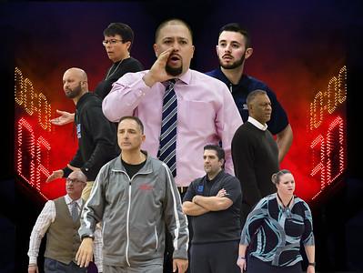 Vanguard UConn Basketball