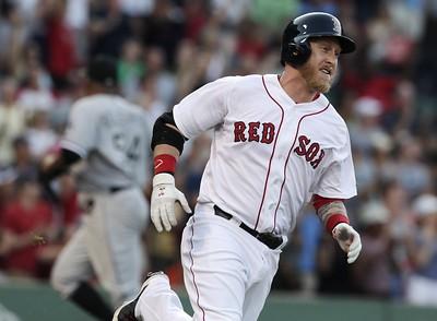 White Sox Red Sox Baseball