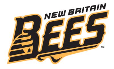 Bees Wordmark Logo (2)