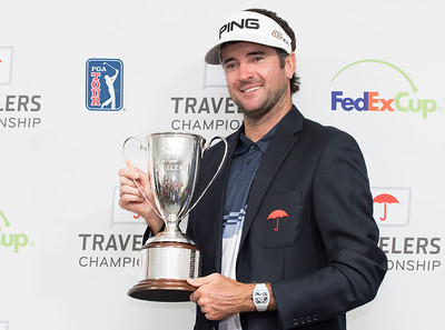 06/24/18  Wesley Bunnell | Staff  The final day of The Travelers Championship at TPC River Highlands in Cromwell on Sunday June 24. Tournament Champion Bubba Watson finished with a -17.