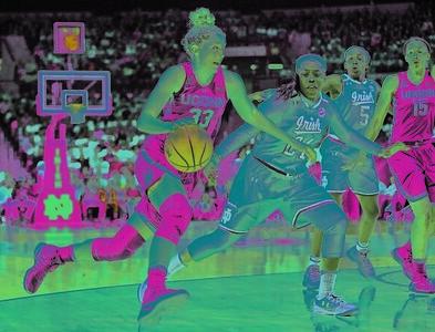 UConn Notre Dame Basketball