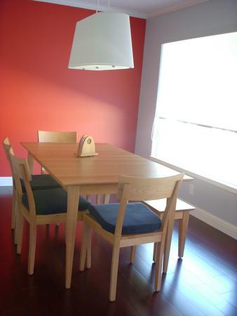 Newly furnished house