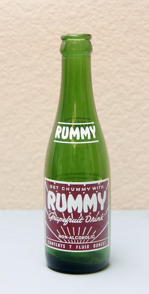 Rummy Grapefruit Bottle (7 Oz.)