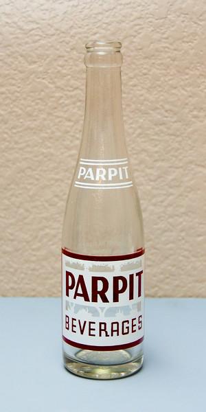 Parpit 10 Oz. Bottle - Newport Bottling Company - Troy, IL