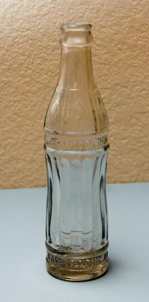 Kenwood Club Bottling Company Embossed Bottle (7 Oz.)