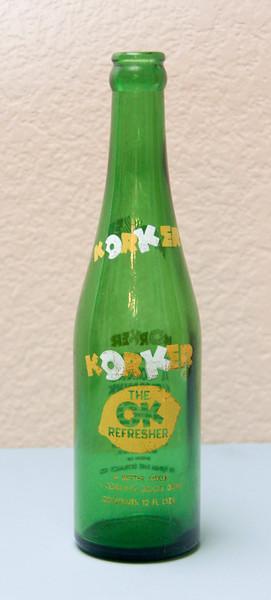 Korker Bottle (10 Oz.)