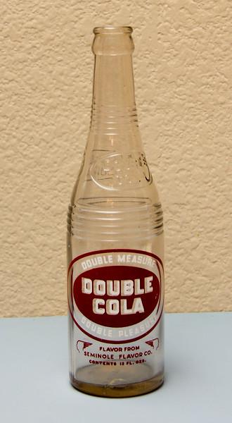 Double-Cola 12 Oz. Bottle