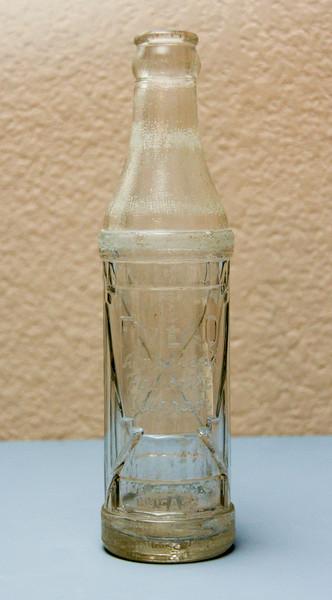 Five-O Chocolate Soda Bottle (7 Oz)