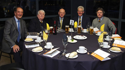 Newport RFC Hall of Fame 2013 Guests