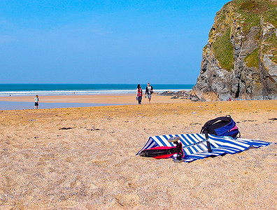 Newquay, early Spring 2012
