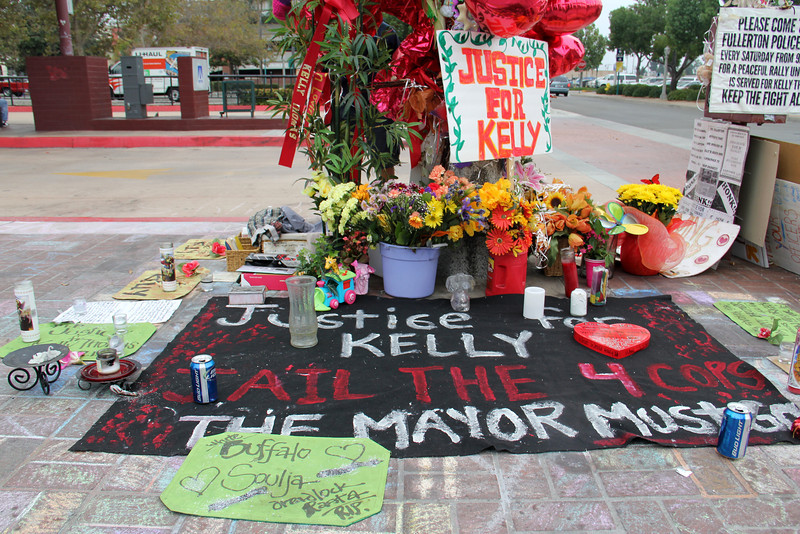 Justice for kelly -  Kelly Thomas Police Beating - Fullerton Ca