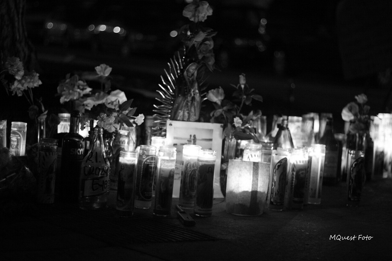"""A 17-year-old boy was killed in an apparent gang-related drive-by shooting in Fullerton, and the assailant remains at large, police said today.<br /> <br /> Jesse Rodriguez was riding his bicycle near West Hill Avenue and South Malden Avenue about 10 p.m. Thursday when he was shot by someone in a dark- colored sedan, Sgt. Andrew Goodrich said.<br /> <br /> The car was possibly a later-model Ford Mustang, he added.<br /> <br /> Investigators were unsure if Rodriguez was affiliated with any gangs. But since it was a drive-by shooting, they suspect it is a gang-related attack, Goodrich said.<br /> <br /> Rodriguez was rushed to a nearby hospital, where he was pronounced dead, Goodrich said.<br /> <br /> Read more: <a href=""""http://www.swrnn.com/southwest-riverside/2010-07-30/news/teen-riding-bike-killed-in-drive-by-shooting-in-fullerton#ixzz0vKa4jGN6"""">http://www.swrnn.com/southwest-riverside/2010-07-30/news/teen-riding-bike-killed-in-drive-by-shooting-in-fullerton#ixzz0vKa4jGN6</a>"""
