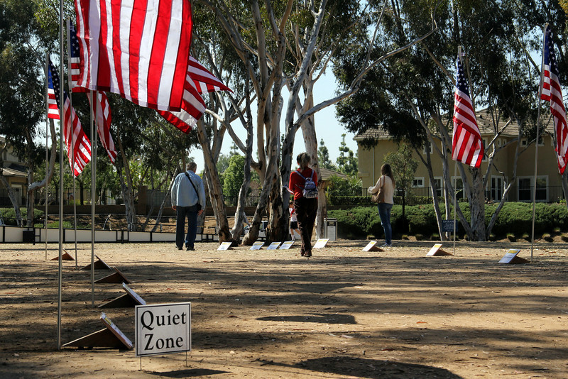 "The traveling  Vietnam War Wall Memorial  Tri-City park in Placentia Ca <br /> ""the wall that heals""The traveling  Vietnam War Wall Memorial  Tri-City park in Placentia Ca <br /> ""the wall that heals"""