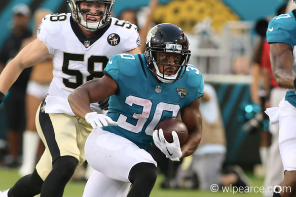 Saints at Jaguars Uploaded