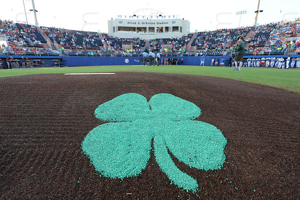 FSU at Florida on St. Patty's Day