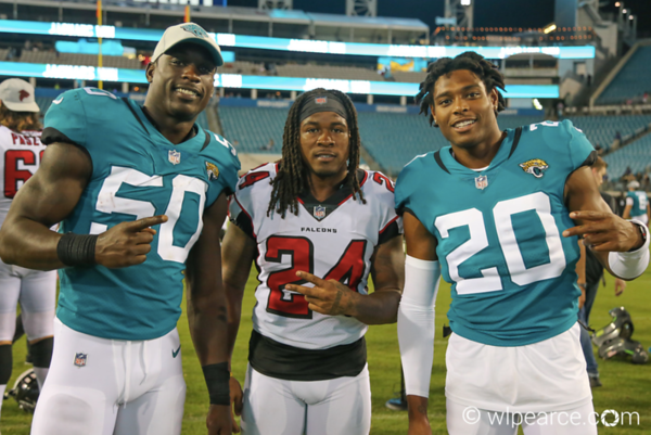 Falcons at Jaguars Uploaded