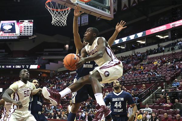 Charleston Southern at FSU Basketball