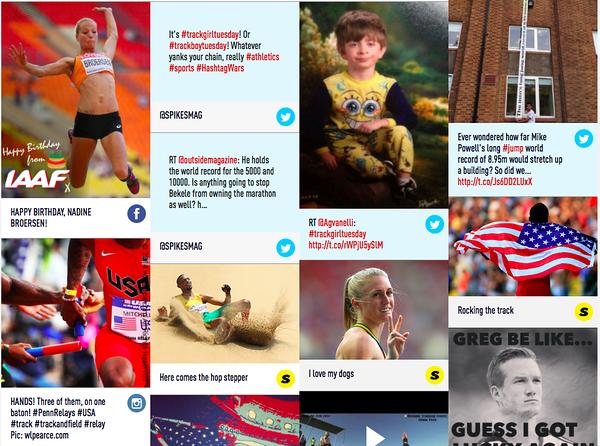 wlpearce.com On The IAAF