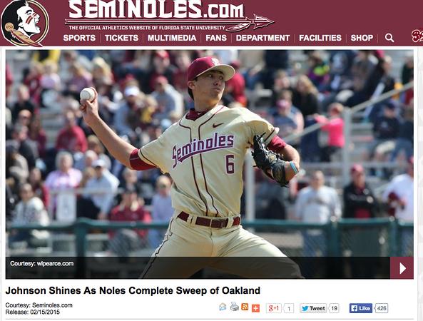 wlpearce.com on Seminoles.com