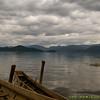 At corner at Lugu Lake (瀘沽湖).