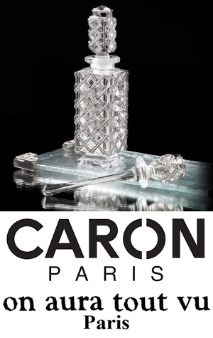 caron paris par on aura tout vu paris parfum