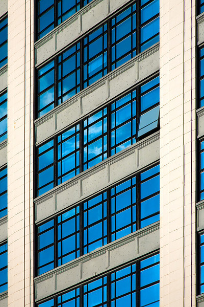 80/365 - March 25, 2012 - Blue Reflections <br /> <br /> This afternoon, I took the kids downtown for some photo hunting.  We parked on the Gay Street viaduct and spent time around it and the north end of Gay Street.  This is a shot of the windows on the front of the Sterchi's Building.