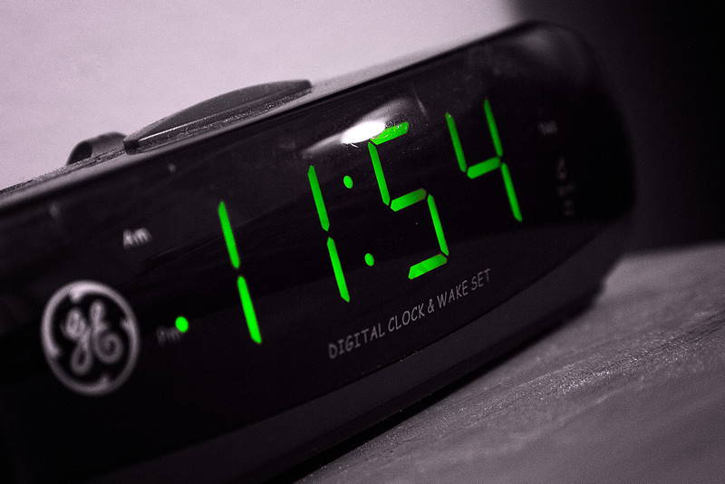 186/365 - Running Out of Time - July 9, 2012 <br /> <br /> Today's shot is truly a last minute shot before the clock struck midnight. On a day that was spent working, taking the kids to my in-laws and packing for our Dallas trip tomorrow, I just did not have anytime for any kind of creative shot on the day. By far not my best...
