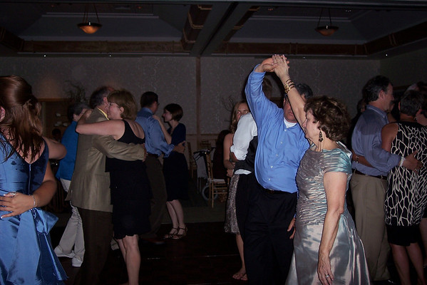 Still on the dance floor...