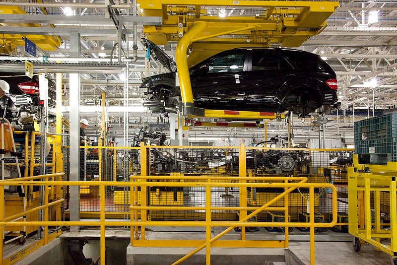 P3.8 / Mercedes plant in Tuscaloosa Albama<br /> <br /> Choice 9 of 11