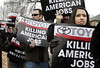 P3.11 / Buy American / Save American jobs / Boycott imports<br /> <br /> Choice 8 of 15