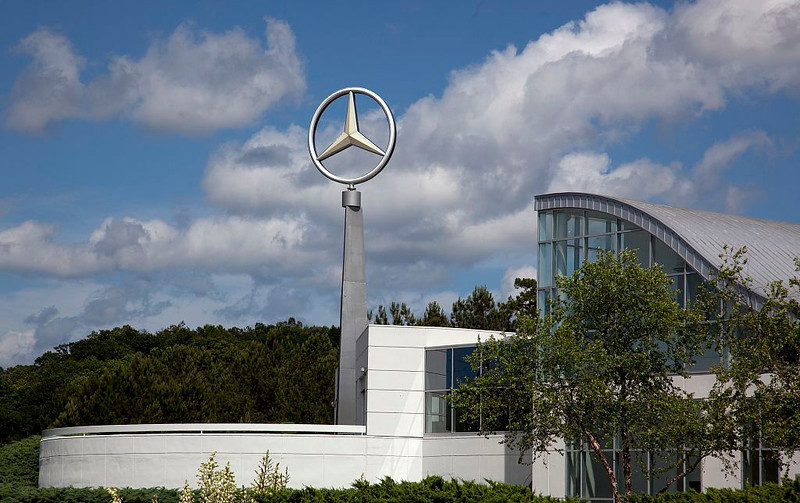 P3.8 / Mercedes plant in Tuscaloosa Albama<br /> <br /> Choice 2 of 11