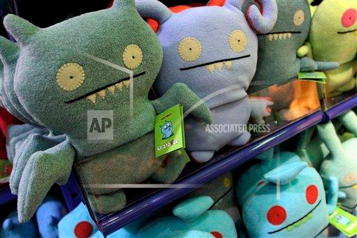P3.3 / Ugly Dolls<br /> <br /> Choice 12 of 17