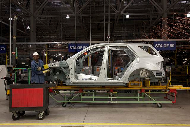 P3.8 / Mercedes plant in Tuscaloosa Albama<br /> <br /> Choice 4 of 11