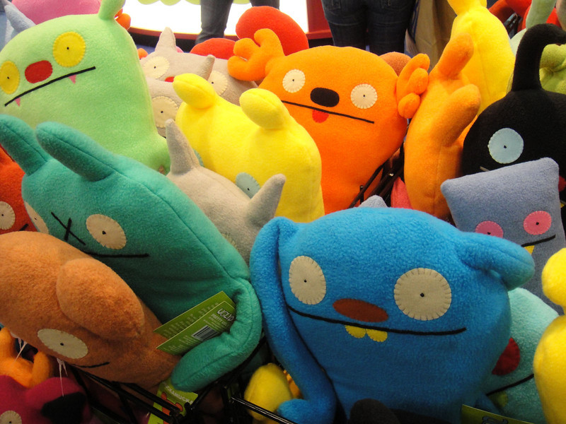 P3.3 / Ugly Dolls<br /> <br /> Choice 6 of 17