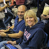 Mike & Diane Corn here at Kraziness in the Kennel to see daughter Sarah dance on the dance team.